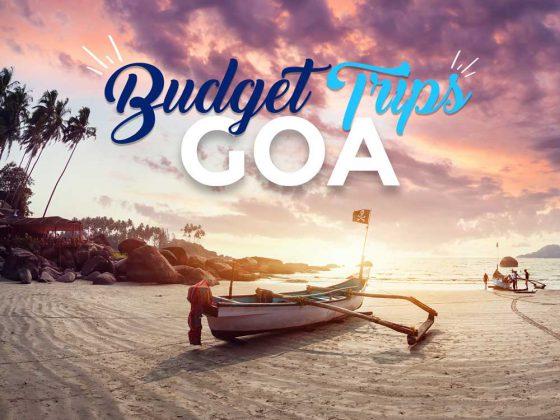 Goa budget trip