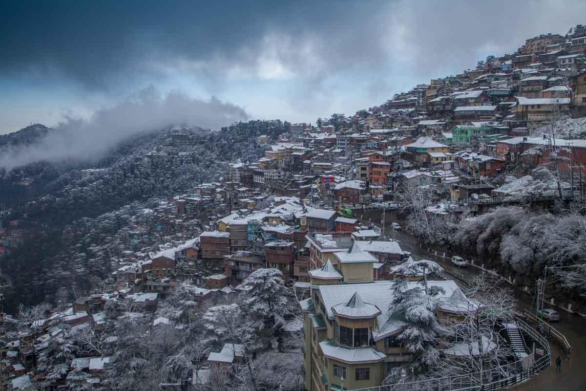 Shimla-Manali