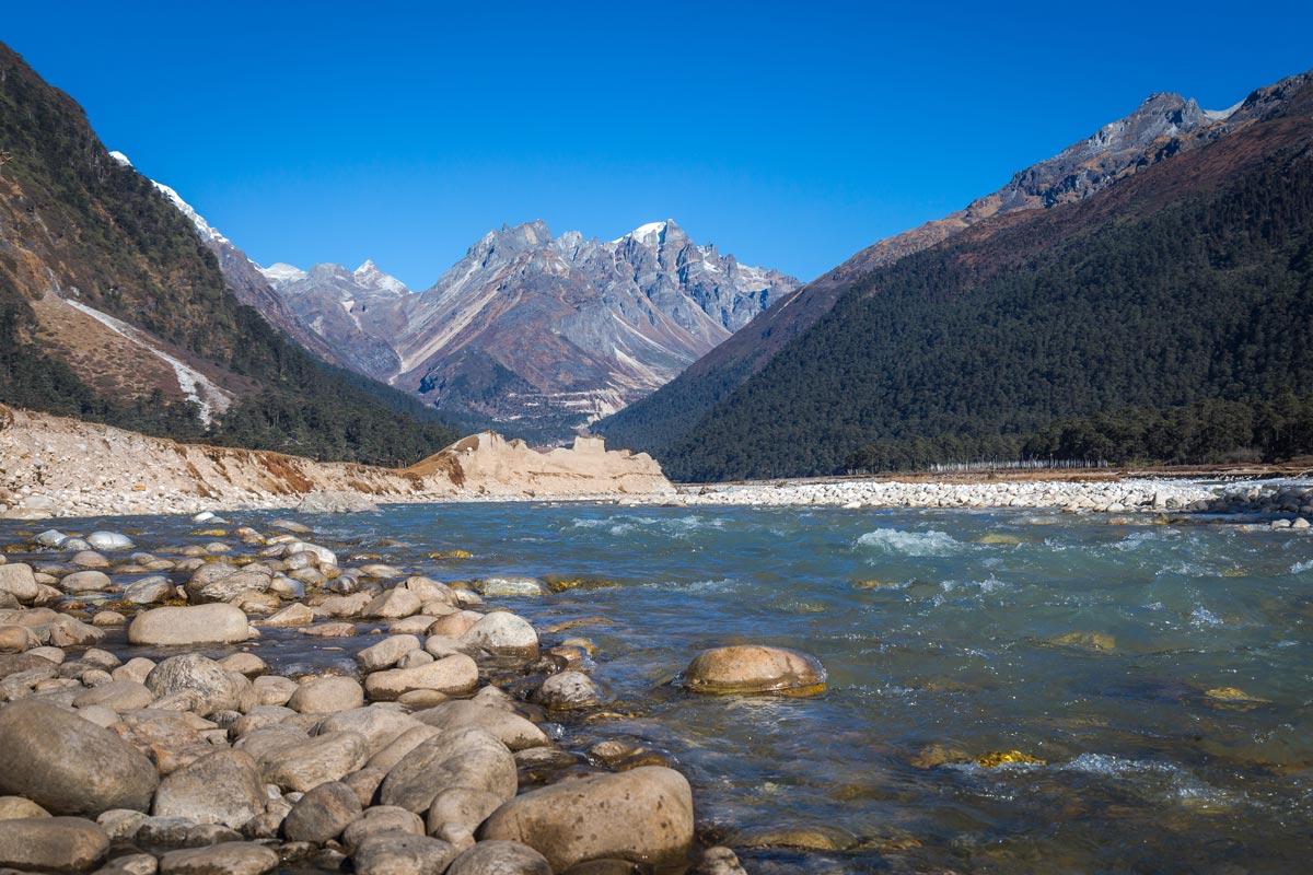Testa River