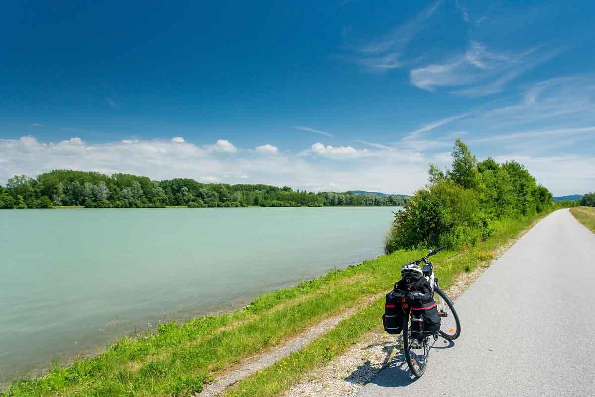 Danube Cycling tour