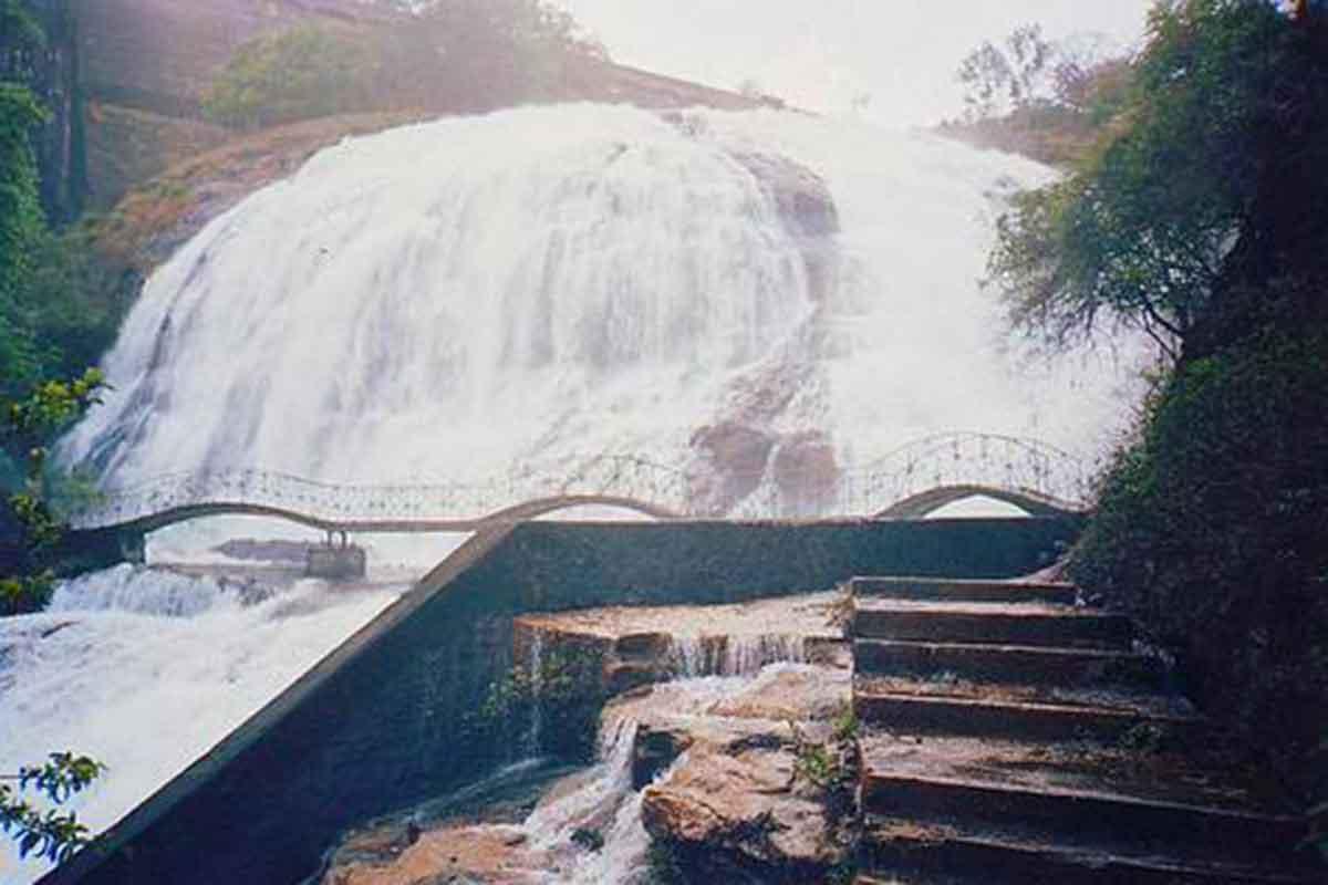 Umbrella Waterfall