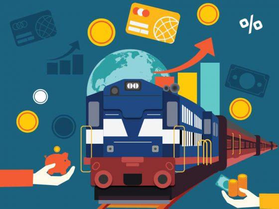 trains - budget
