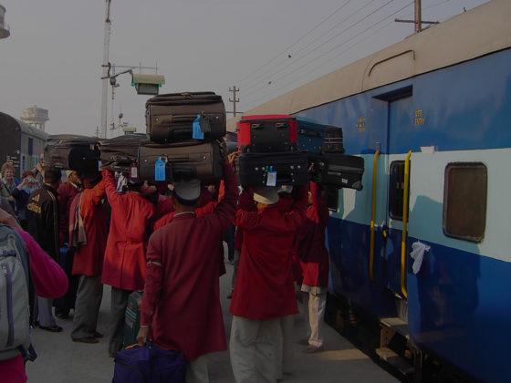 Indian Railways Luggage Rules