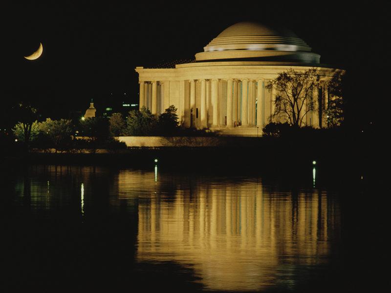 Paytm Virtual Travel - Thomas Jefferson Memorial