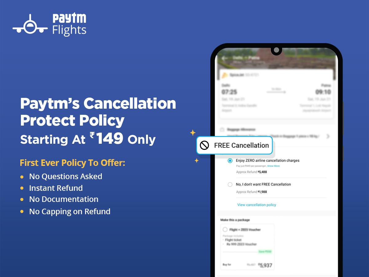 refund cancellation